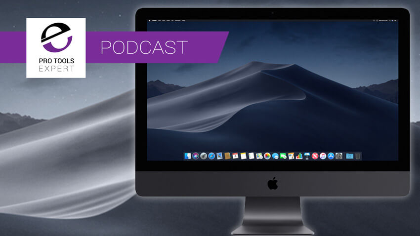 Pro Tools Expert Podcast Episode 339 Banner