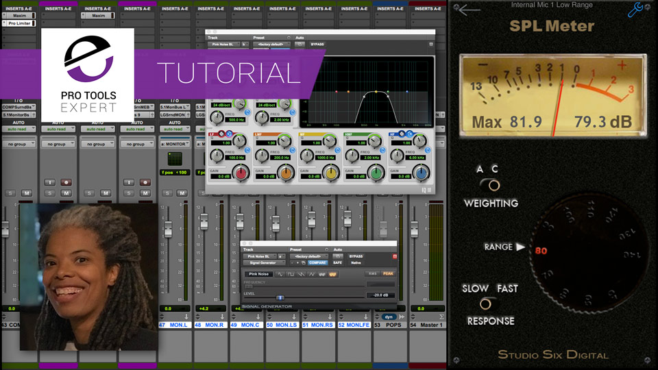 Monitor Level Calibration - How To Undertake a Stop-Gap Monitor Calibration That Doesn't Trash Your Pro Tools Session