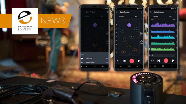 iZotope Announce Android App To Go With Their Spire Studio