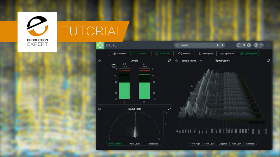 4 Ways to Use Insight 2 From iZotope To Achieve A Better Mix
