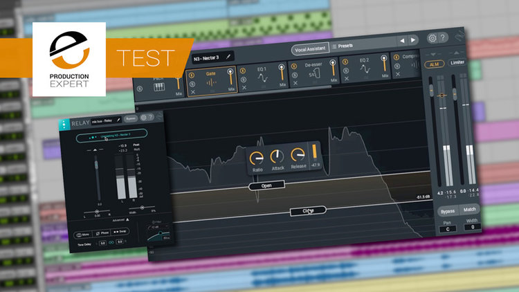 We Test iZotope New Vocal Processing Suite Nectar 3 With The