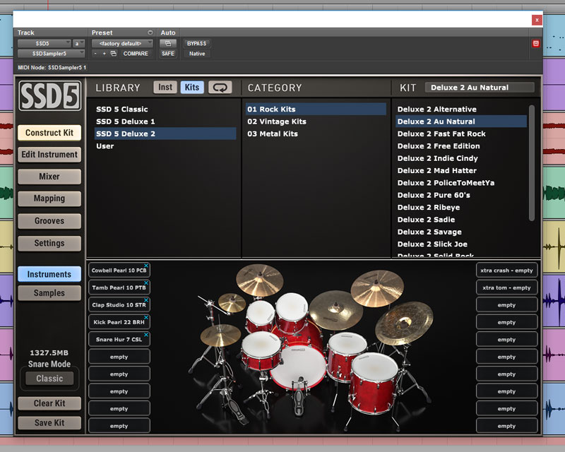 We Test The New Steven Slate Drums 5 Drum Sampler In A Real