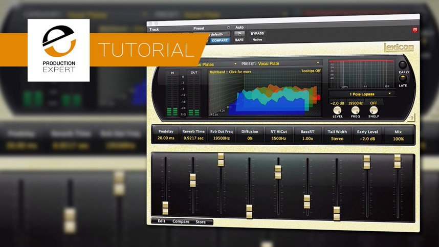 Lexicon PCM Native Reverb - As Good As They Say. Why Only Sound Like A Lexicon When These Really Are Lexicon?