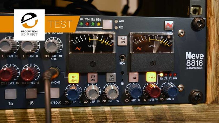 The Audio Summing Debate - Can You Tell The Difference? First Test
