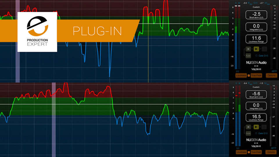 If I Could Keep Just One Plug-in Which One Would I Keep? Nugen Audio VisLM