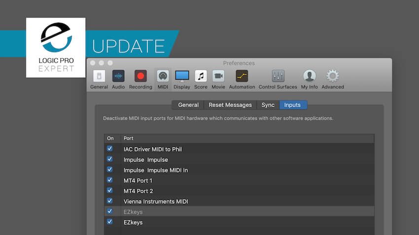 Logic 10 4 3 Update - Maintenance Release, Plus One New