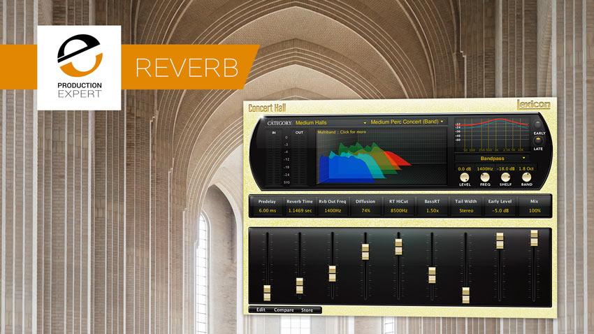 Lexicon Reverb Banner