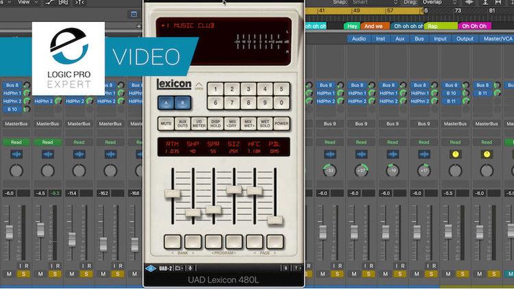 Audio Plugins Reviews — Logic Pro