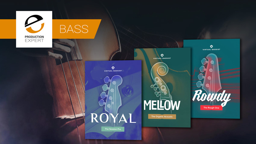 UJAM Virtual Bassists Launched - You Have To Hear These If