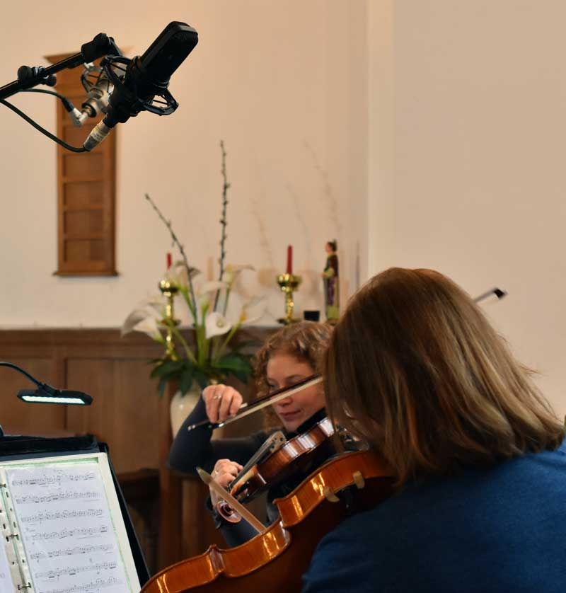 Do You Know How To Record A String Quartet? Learn Some Of