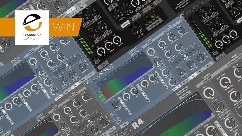 Win One Of 2 Exponential Audio Pro Stereo Bundles With Excalibur Worth $569 Each