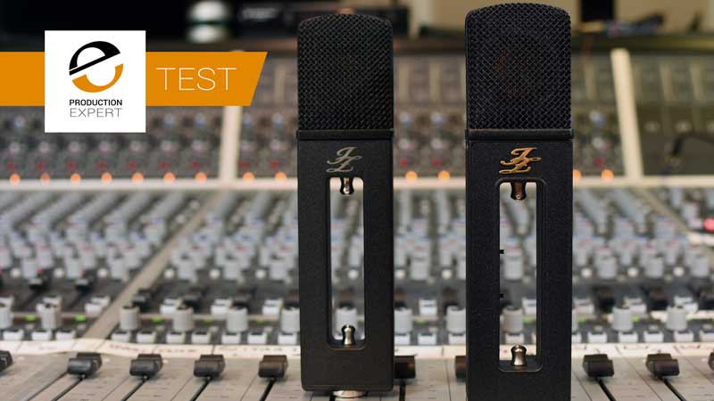 Time To Try Something New - We Try The JZ Black Hole Series Microphones In A Studio Session