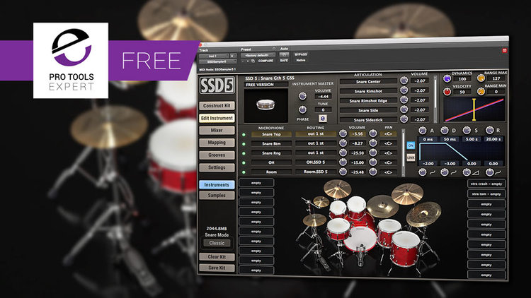 Free Instrument Samples