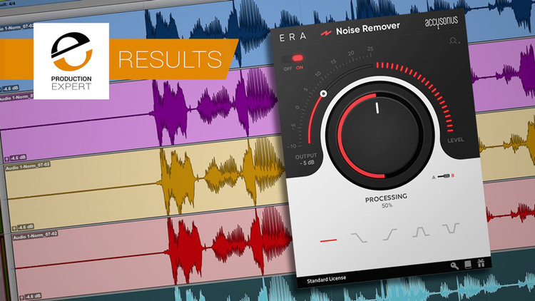 Results - One Third Of You Who Voted Prefer The Sound On Accusonus