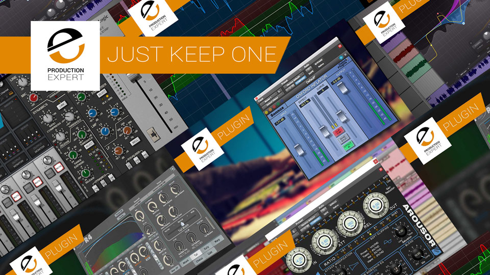 Roundup - Just Keep One 3rd Party Plug-in In Your DAW. Find Out Which Plug-in Each Team Member Chose And Why