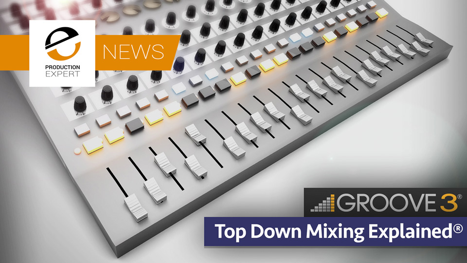 Eli Krantzberg Produces Top Down Mixing Explained For Groove3 Using Pro Tools Ultimate
