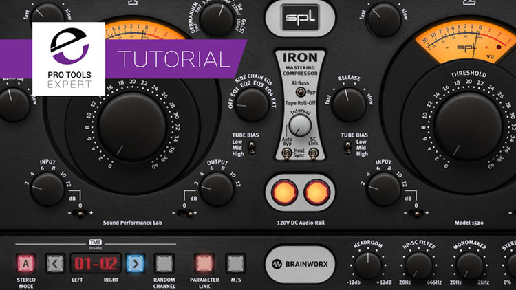 SPL Iron Mastering Compressor From Plugin Alliance - What Difference