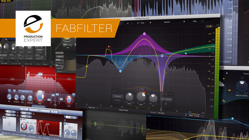 FabFilter — Production Expert