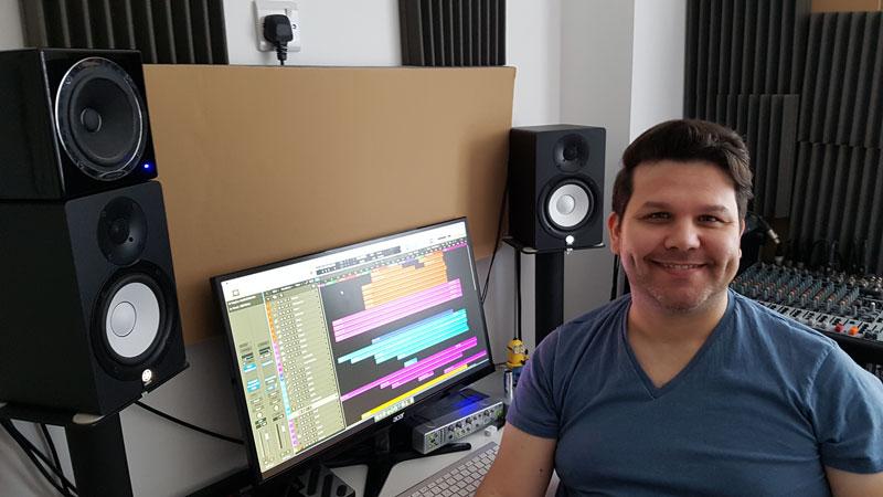 José Pedro Barbosa Ramalho Winner of the Antelope Discrete 4 Audio Interface.