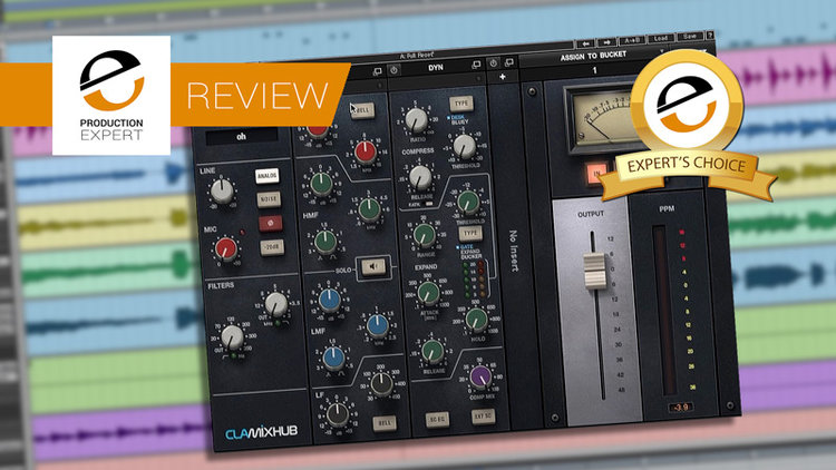 Exclusive Video Review Of Waves New CLA MixHub - Arrange Your Tracks
