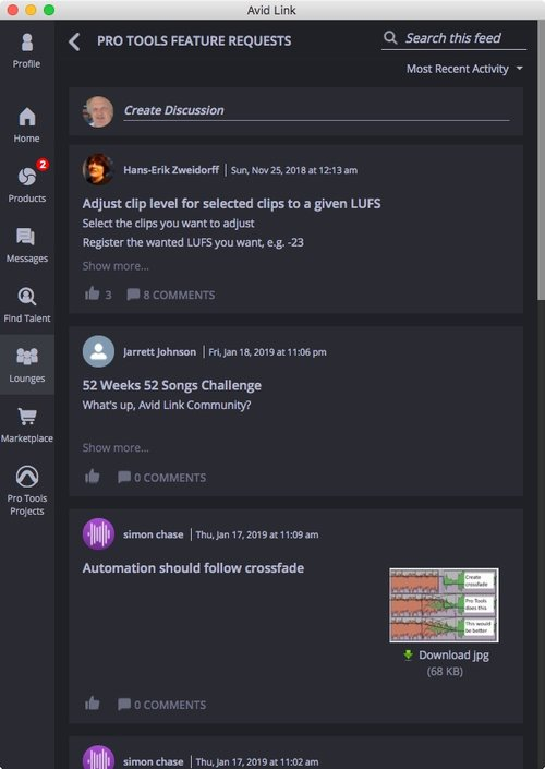 Avid Release Avid Link App To Replace The Old Avid