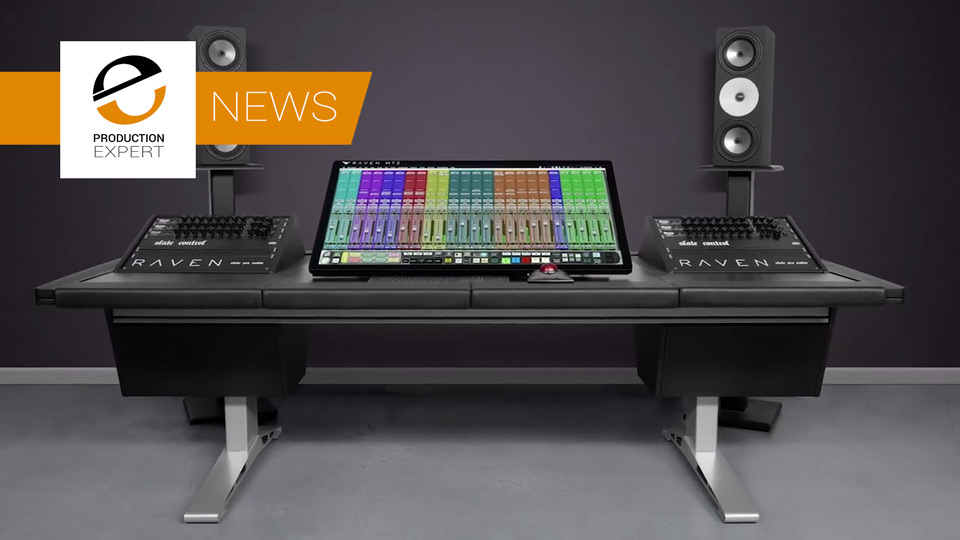 Slate Digital Announce Raven MTZ Multi-Touch Monitor Control Surface