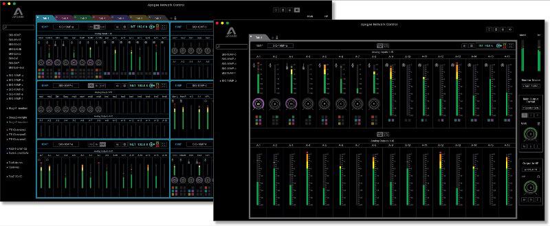 Symphony Mk II Dante Software Preview