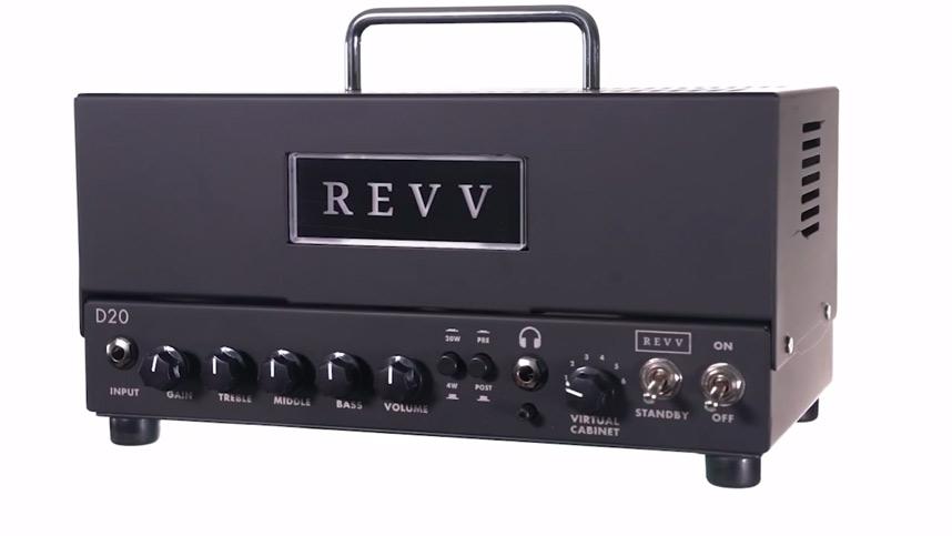 REVV D20 Studio Guitar Amp