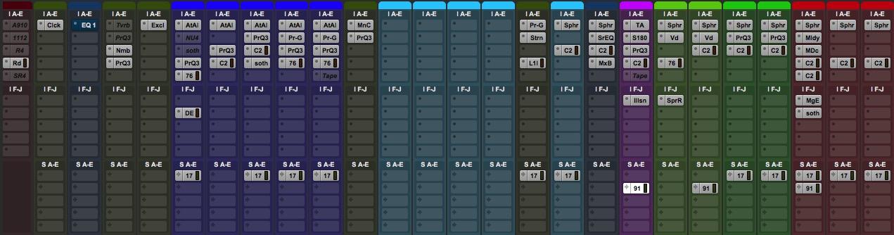 mixing at 192kHZ sample rate plug-ins DSP native AAX Pro Tools.jpg