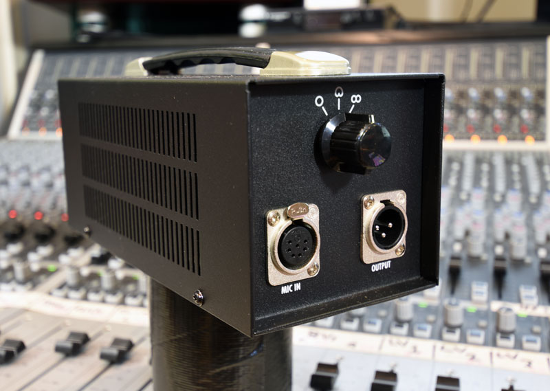 Warm Audio WA-251 power Supply & Pattern Selection