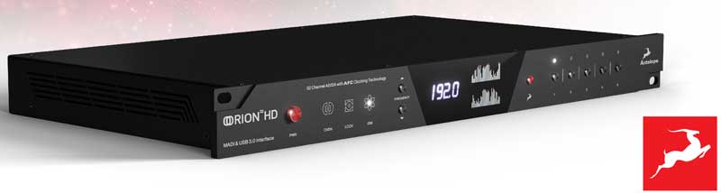 Antelope Audio Orion32 HD Gen 3