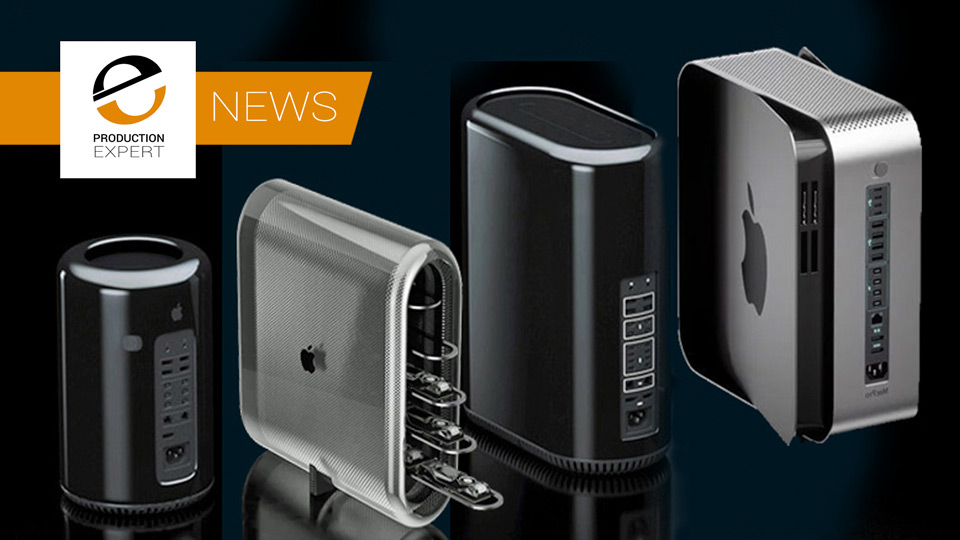 The Latest On What The New Apple Mac Pro 2019 Might Look Like And What Could Be Inside?