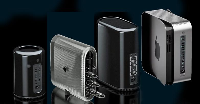 Mac Pro 2019 Concept designs