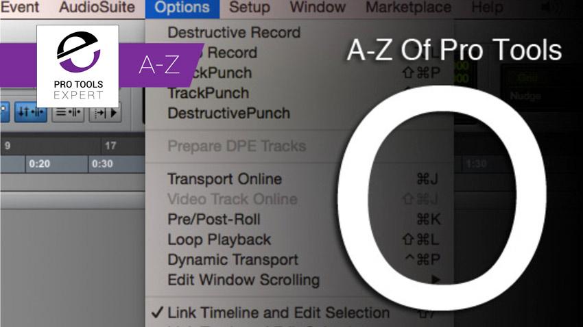 A-Z O Banner