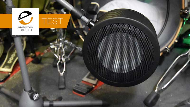 Want To Get Some Serious Low End Into Your Kick Drum Recording? We Try The Solomon LoFreq Microphone