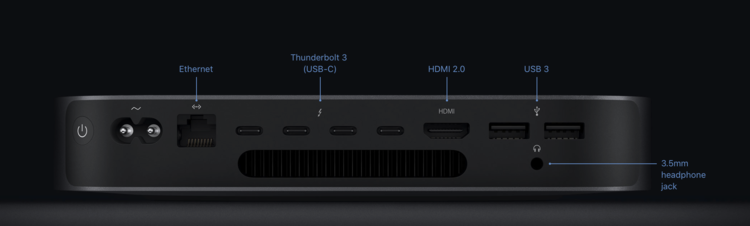 Apple Mac Mini 2018 Tested For Audio Production Work Is This The