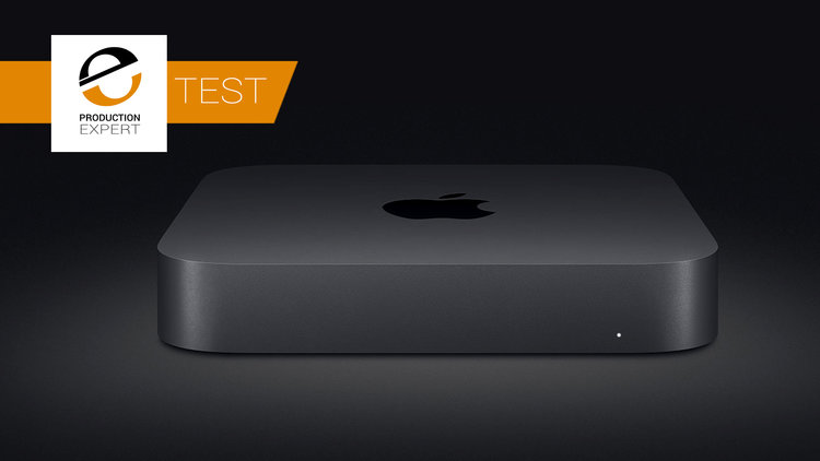 Apple Mac mini 2018 Tested For Audio Production Work - Is This The