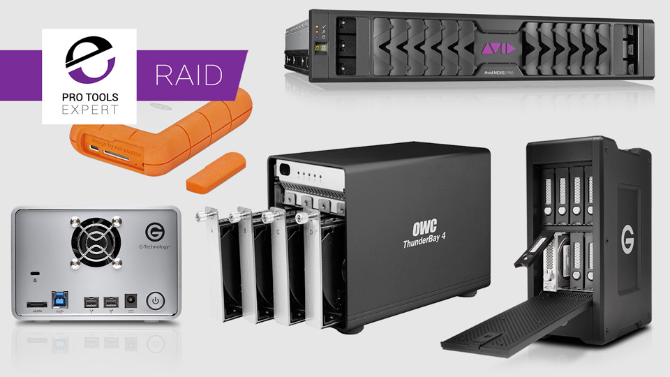 Everything You Need To Know About RAID Drives