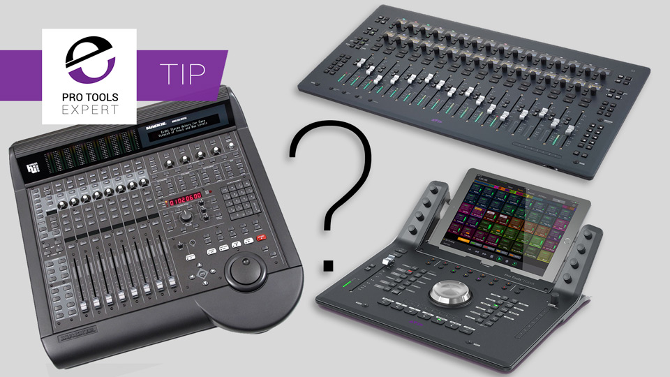 Using a HUI Based Control Surface With Pro Tools? Meters Not Working? You Must Read This.