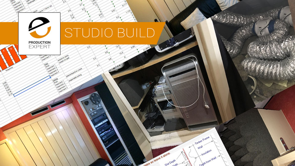 Studio And Acoustic Design. Floor And Ceiling Solutions