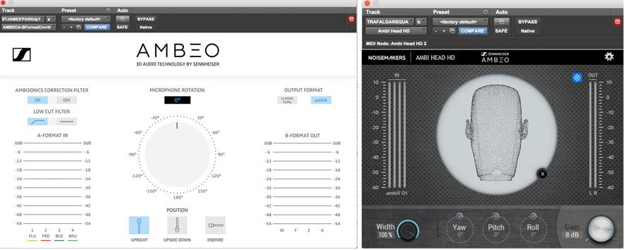 Sennheiser-Ambeo-and-Noise Makers Ambi Head HD