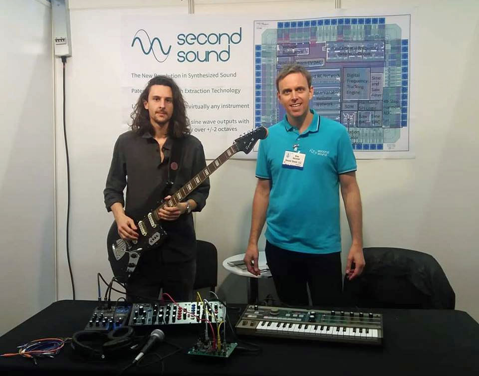 Second Sound Show A Chip That Can Offer Real Time Pitch And Envelope CV Audio To MIDI Conversion