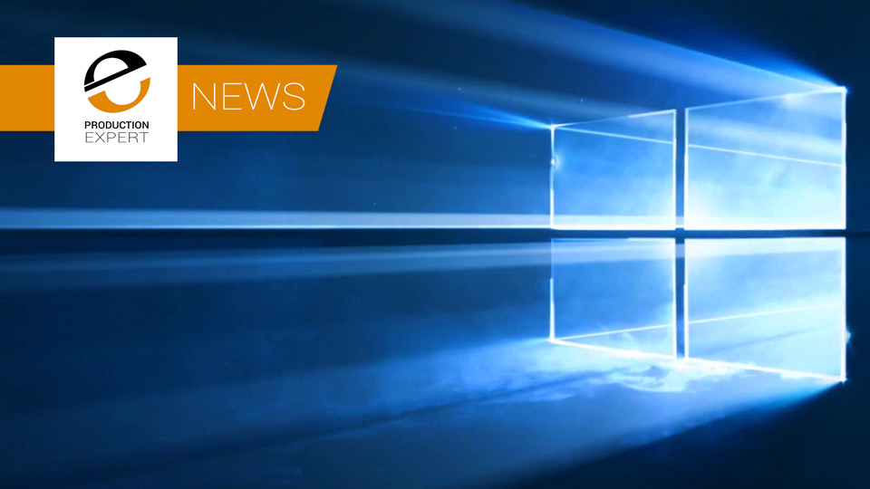 Microsoft To Finally Scrap Automatic Downloads Of Windows 10 - Good News For DAW Users