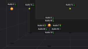 Immersive 3D Audio
