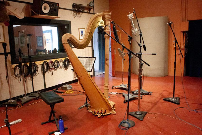 The Anatomy of the Harp