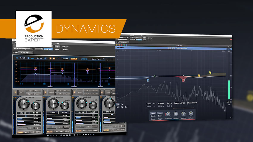 Multiband vs Dynamic EQ Banner