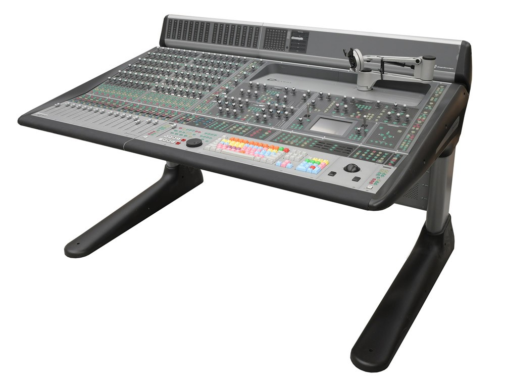avid pro tools control surface d-control 16 fader used.jpg