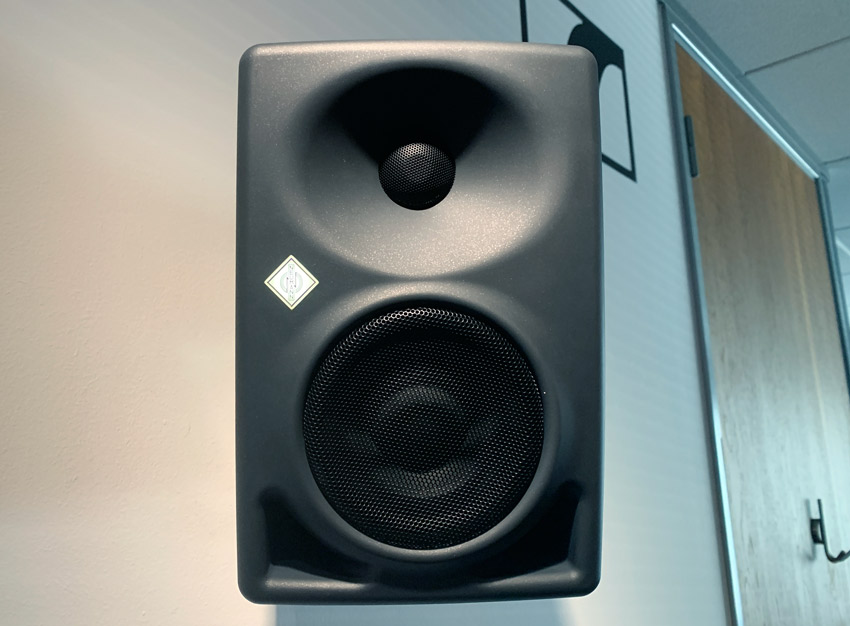 KH 80 DSP Front