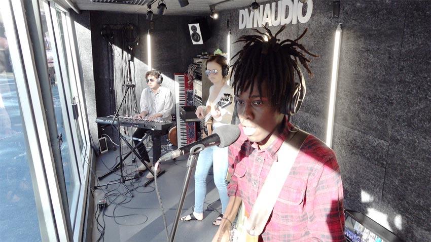 Unheard Live Room