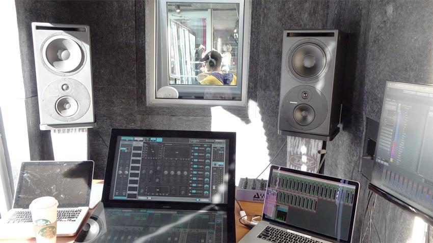 Unheard Control Room